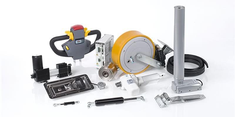Produktgruppe Mechatronik