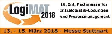 Die BIBUS GmbH stellt aus auf der LogiMAT 2018