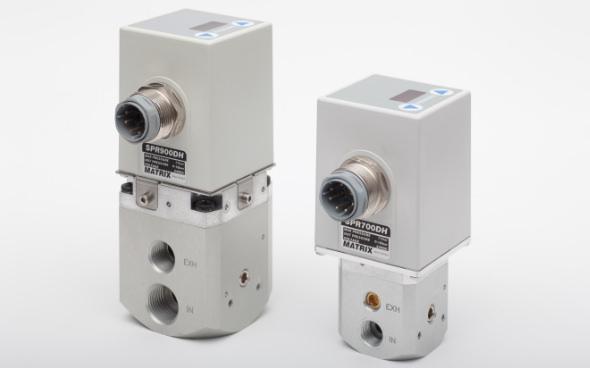 MATRIX Elektronischer Druckregler SPR 700 & SPR 900