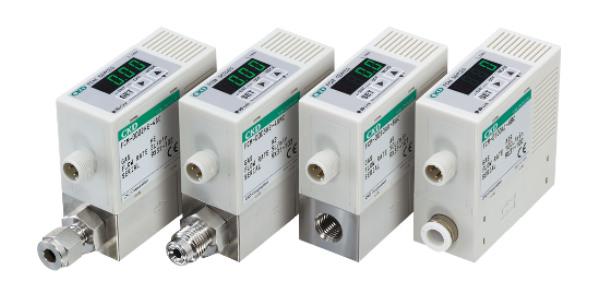CKD Durchflussregler FCM mit I/O-Link