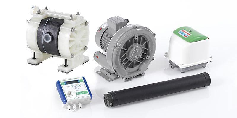 Produktgruppe Umwelttechnik