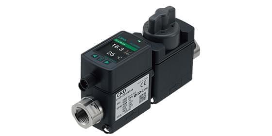 CKD Wasser-Durchflusssensor Serie WFK2 mit I/O Link